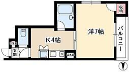 烏森駅 3.9万円