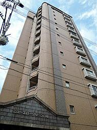 福岡県北九州市八幡東区前田2の賃貸マンションの外観