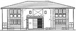 メゾン・ド・リヴェール[1階]の外観