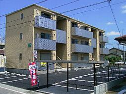 ドミール久松[2階]の外観