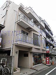 東京都目黒区中央町2丁目の賃貸マンションの外観