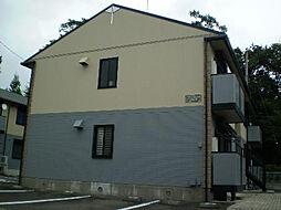 フラワーレジデンス森田 六番館[1階]の外観