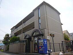 メーレル東雲[2階]の外観