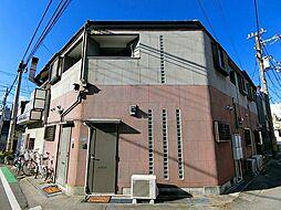 フラーリッシュ甲子園[2階]の外観