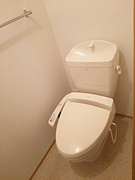 アルクのシンプルで使いやすいトイレです