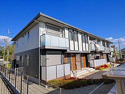 奈良県奈良市五条西1丁目の賃貸アパートの外観