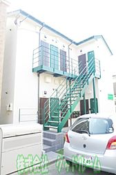 神奈川県相模原市南区相模大野8丁目の賃貸アパートの外観