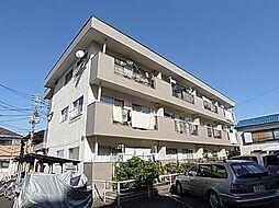 東京都足立区青井2丁目の賃貸マンションの外観