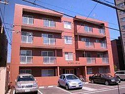 ロイヤルコトニ[4階]の外観