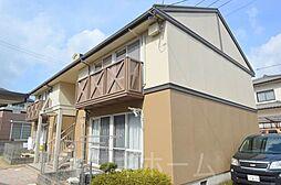 広島県広島市安芸区瀬野3丁目の賃貸アパートの外観