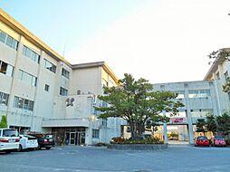 岡崎市立矢作北中学校 1790m
