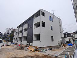 千葉県船橋市中野木1丁目の賃貸アパートの外観