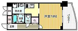 IIXII[8階]の間取り