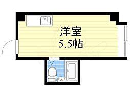 【敷金礼金0円!】大阪市営御堂筋線 大国町駅 徒歩10分