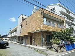 福岡県北九州市小倉南区春ケ丘の賃貸アパートの外観