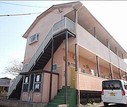 メセナハイツA棟[201号室]の外観