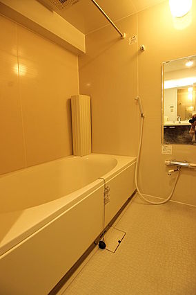 浴室も綺麗です...