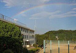 八王子市立石川中学校(922m)