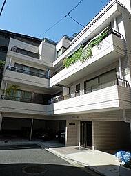 バアクレイ南麻布[2階]の外観