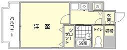 ライオンズマンション博多駅南第3[7階]の間取り