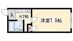 京口駅 2.3万円
