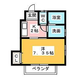 江戸橋駅 4.7万円
