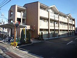 大阪府河内長野市木戸西町1丁目の賃貸マンションの外観
