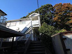 千葉県柏市光ケ丘1の賃貸アパートの外観