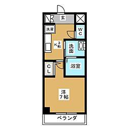 will Do代官町[11階]の間取り