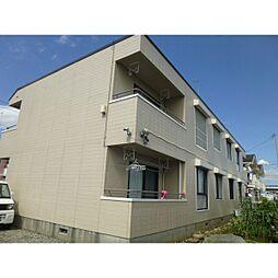 レジデンス松浦[102号室]の外観