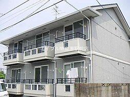 プリエール新屋敷[1階]の外観