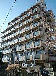 神奈川県大和市南林間6丁目の賃貸マンションの外観