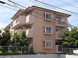 愛知県長久手市五合池の賃貸マンションの外観