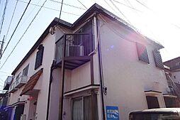 東京都荒川区町屋3丁目の賃貸アパートの外観