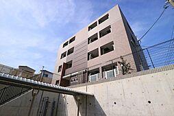 イーストブルー六番館[1階]の外観