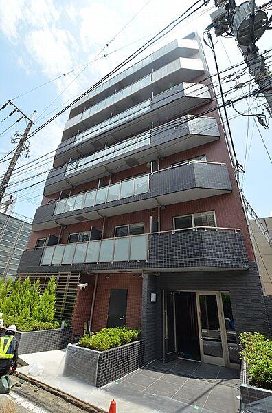 スパシエ蒲田エセンザ[7階]の外観