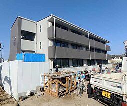 仮)アンプルールフェール上山様邸共同住宅新築工事[202号室]の外観