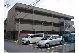 京都府京都市下京区梅小路石橋町の賃貸マンションの外観