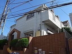 千葉県柏市あけぼの2の賃貸アパートの外観