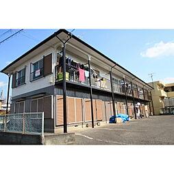 鈴英アパート[2階]の外観