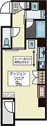 チャコBLDG[4階]の間取り