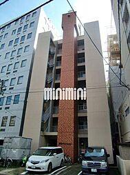 熊谷マンション[5階]の外観