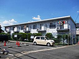 京都府京都市山科区音羽伊勢宿町の賃貸アパートの外観