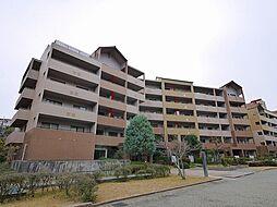 ローレルスクエア登美ヶ丘I[3階]の外観