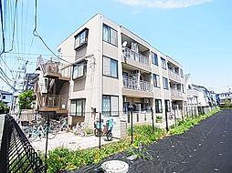 MKC西新井橋ハイツ[2階]の外観