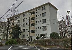 狭山住宅32号棟[3階]の外観