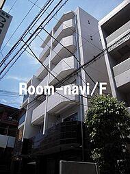 東京都荒川区東尾久4丁目の賃貸マンションの外観