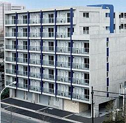 武蔵新城8分最上階築10年バイクガレージ付き