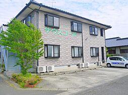 サウスコーポ東与賀[A201号室]の外観