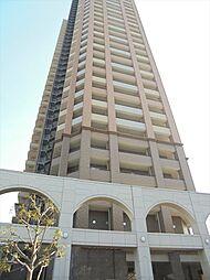 キングスクエアランドレックスC棟[22階]の外観